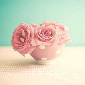 Pink Flower Pot