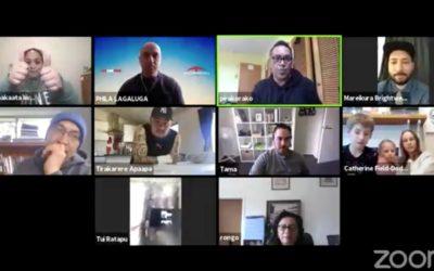 Brand Launch: Live Zoom Webinar