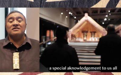 Ko Rongowhakaata Exhibition Reopening