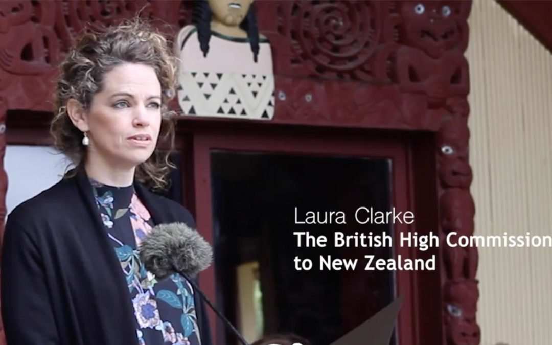 Tuia 250: Laura Clarke, British High Commissioner to New Zealand