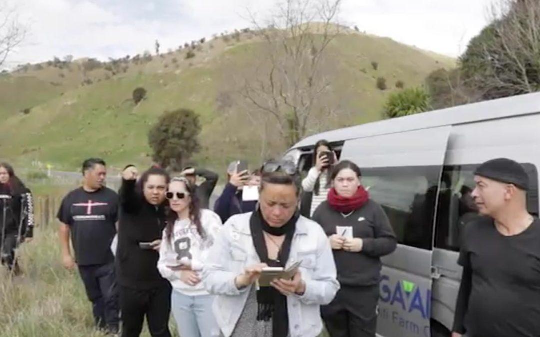 All Roads Lead to Ngātapa: The Journey