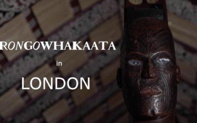 London Haerenga: September 2019