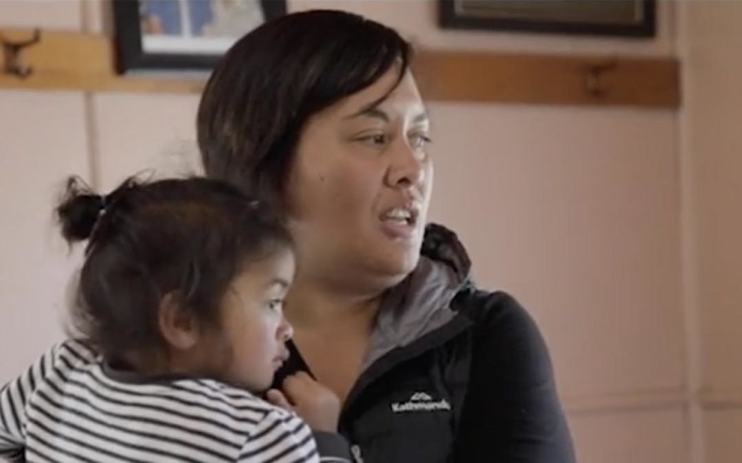 Tiwha tiwha te pō: It's about getting our story out there